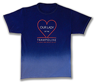 Our Lady of the Trampoline T-shirt