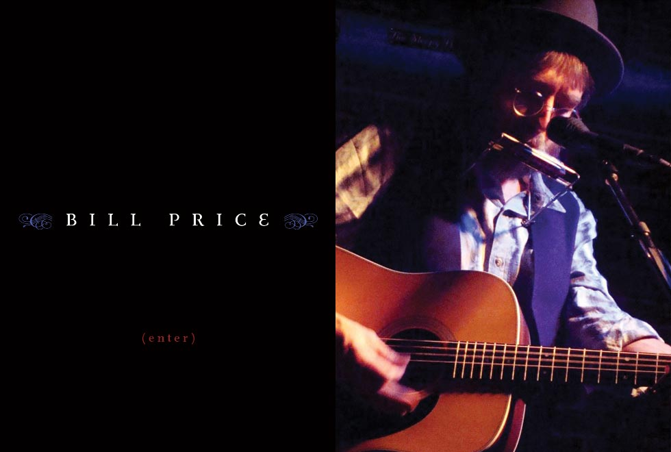 Bill Price - Enter Site